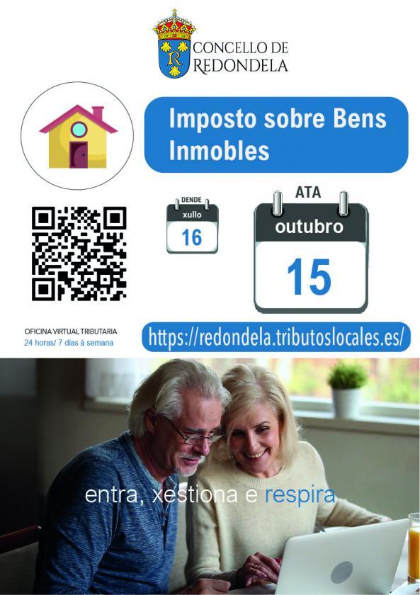 El 15 de octubre finaliza el período de pago voluntario de los recibos del IBI