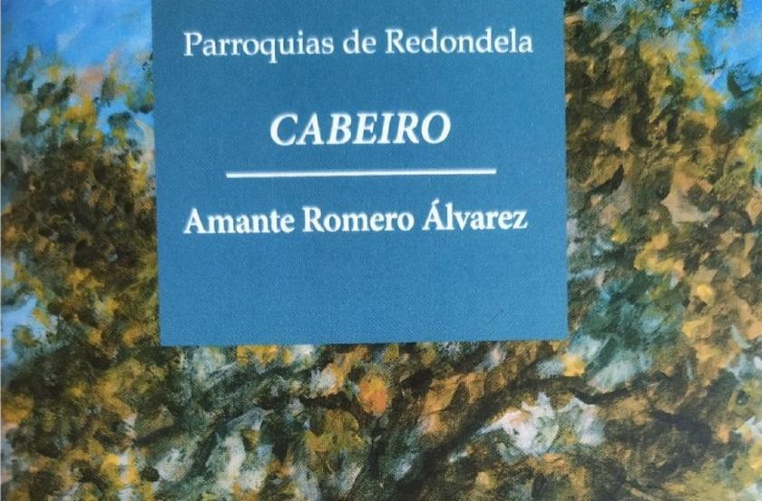 A Casa Cultural de Cabeiro acollerá o mércores a presentación do libro de Amante Romero dentro da colección