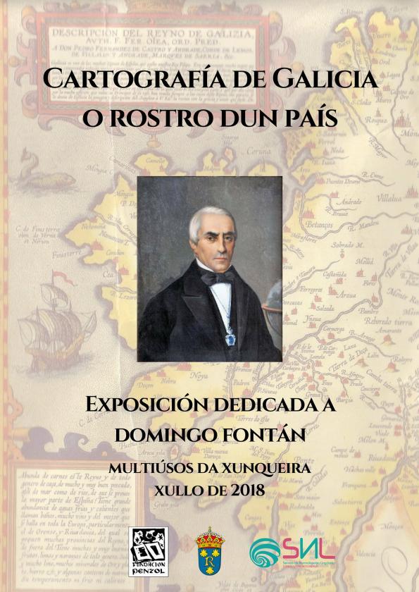 """Se inauguró la exposición """"Cartografía de Galicia. O rostro dun país"""""""