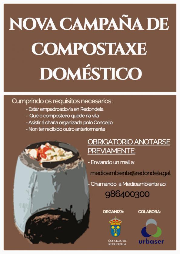 Nueva campaña de compostaje doméstico